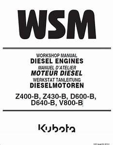 Kubota Z400  430 640