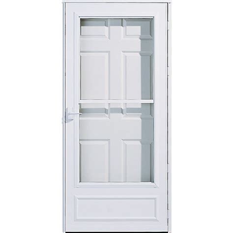 white doors lowes doors glamorous retractable screen doors lowes windows