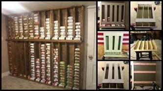 diy kitchen pantry ideas diy rotating can dispenser