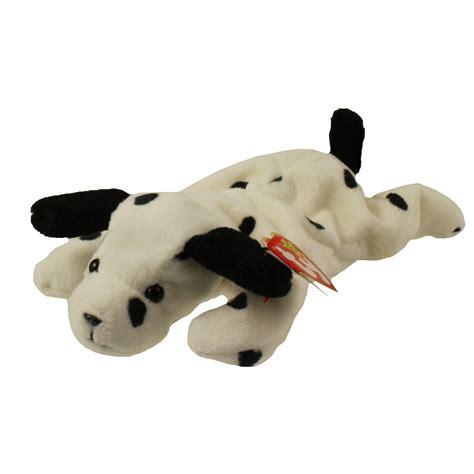 ty beanie baby dotty  dalmatian dog   bbtoystorecom toys plush trading cards
