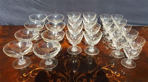 baccarat bicchieri prezzi servizio bicchieri cristallo design resultsperpag usato