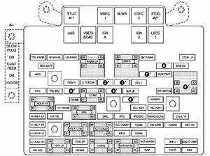 Fuse Box Diagram For 2005 Chevy Equinox 1212 Gesficonline Es