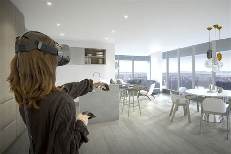 virtual reality brings potential  life  realtors