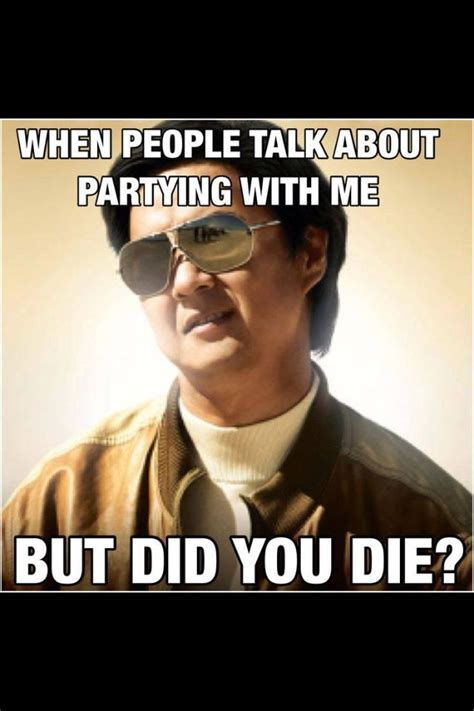 Did You Die Meme - did you die hangover quotes quotesgram