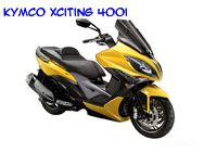Kymco Xciting 400i Modification by Kymco Xciting 400i Magnum Magic Spark Intensifier Kit