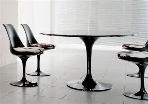 saarinen tulip  dining table contemporary furniture