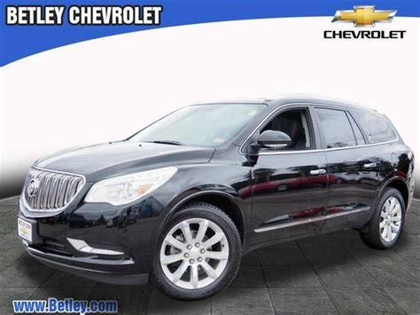 Certified Pre Owned Buick by Certified Pre Owned 2017 Buick Enclave Premium Awd Premium