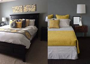 21 Grey And Yellow Bedroom Designs To Amaze You Interior God