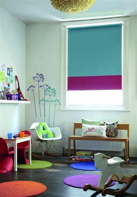 blackout blind children colorful patterns  ideas