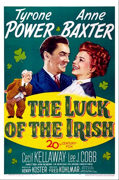 Luck Of The Irish, The Soundtrack Details Soundtrackcollectorcom