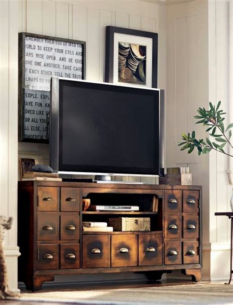 tv console decorating ideas pin by erica carreon on for the home pinterest
