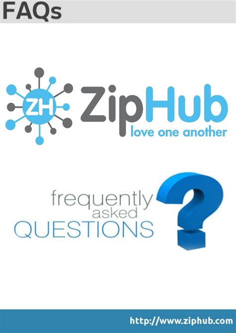 Frequently Asked Questions About The Gnu Ziphub Frequently Asked Questions