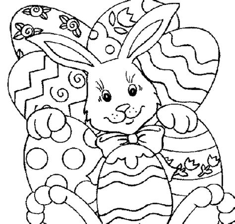 Coloring Easter Pages by Easter Coloring Pages 14 Coloring