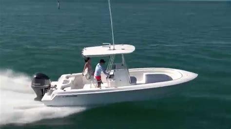 Contender Boats Running by Contender 24 Sport Running