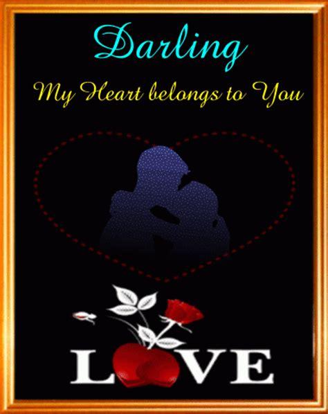 heart belongs   ecard  madly  love ecards