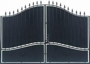 Vial Portillon Fer : vial portail fer ~ Premium-room.com Idées de Décoration