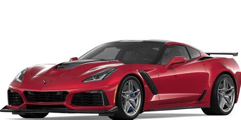 2019 Corvette Zr1 Supercar