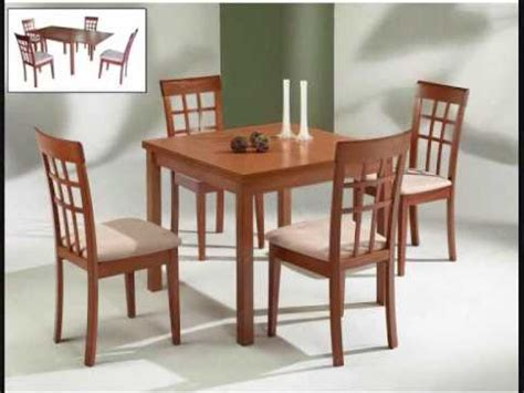 muebles ilmodedisenos mesas  sillas cocina  youtube