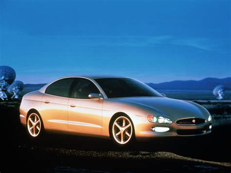 Cadillac Buick by Buick Xp2000 1995 Concept Cars