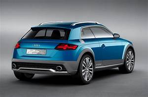 Audi A4 Hybride : audi allroad shooting brake e tron quattro concept at naias ~ Dallasstarsshop.com Idées de Décoration