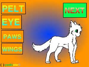 cat maker the ultimate warrior cat maker fixed black on scratch