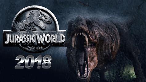 jurassic world 2 details revealed reel talk inc