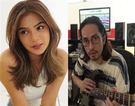 Maris Racal Admits In-Relationship with Rico Blanco ...