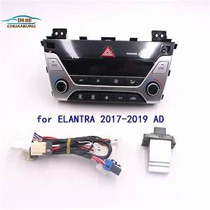 Chuangmu For Elantra Ad 2017 Heater Control Ac   Switch