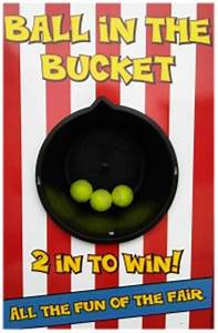 Side Stall Fairground Games For Hire - Hook a Duck, Ball ...