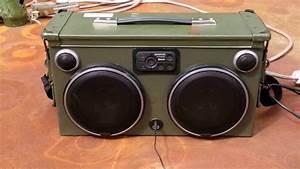 Ammo Can Boombox Mkii-2