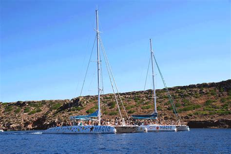 Catamaran Tour by Majorca Boat Trips In Catamaran Meals Included Also