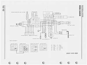 1986 Honda Fourtrax Wiring Diagram 42659 Antennablu It