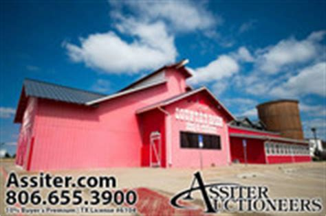 Country Barn Amarillo by Auction Country Barn Steakhouse For Sale In Amarillo