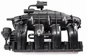 Intake Manifold Vw Jetta Golf Gti Passat 2 0t Mk5 Mk6 Ccta
