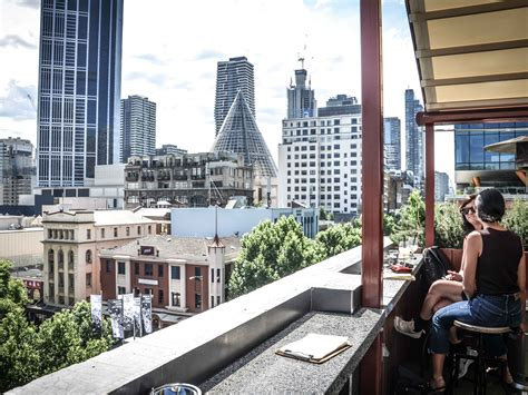 The 11 Best Rooftop Bars In Melbourne