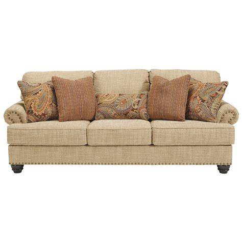 Size Sofa Sleeper by Benchcraft Candoro 1180639 Size Sofa Sleeper With