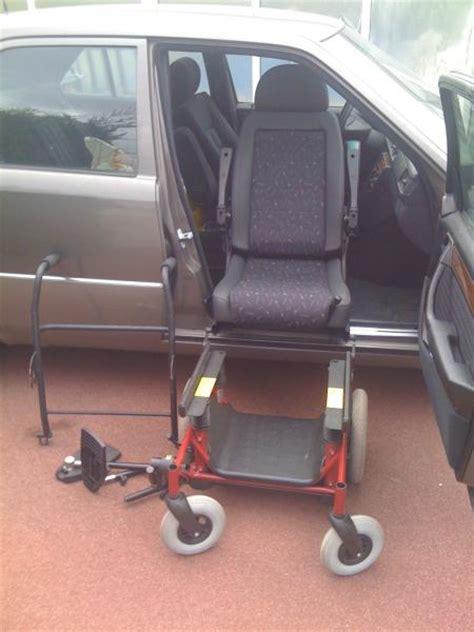 restauration siege voiture troc echange siège voiture handicapé adaptable acheté
