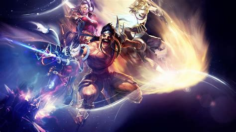 Vayne Animated Wallpaper - league of legends draven vayne ezreal wallpapers hd