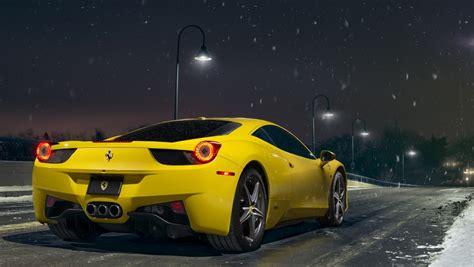 sports car ferrari wallpapers hd desktop  mobile
