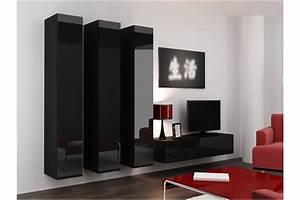 Meuble Mural Chambre : meuble suspendu chambre nouveau meuble tv design suspendu fidi chloe design ~ Melissatoandfro.com Idées de Décoration
