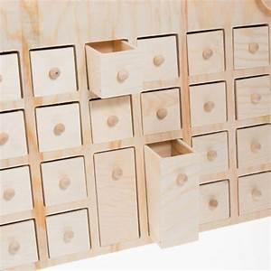 Calendrier De L Avent Maison : calendrier de l 39 avent en bois ~ Preciouscoupons.com Idées de Décoration