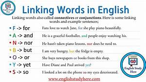 Transition Words For Contrast Linking Words In English English Study Here