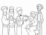 Wise Coloring Three Printable Colouring Gifts Magi Worksheets Biblical Kings Wisemen Homeschool Tutors Families Teachers Parents Activities Calendar Teacher sketch template