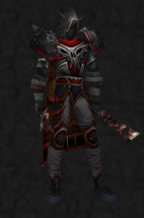 demon armor demons transmog warcraft fantasy artwork paladin leather horde deadpool wowhead superhero weapons pandaria