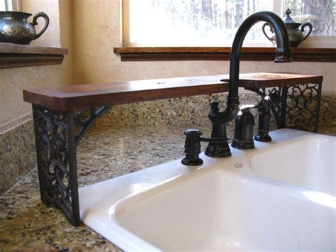 above kitchen sink ideas 25 best ideas about sink shelf on small 3966