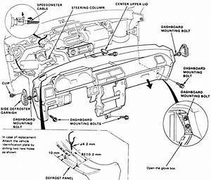 How To Change Or Adjust Speedometer On 1992 Honda Civic