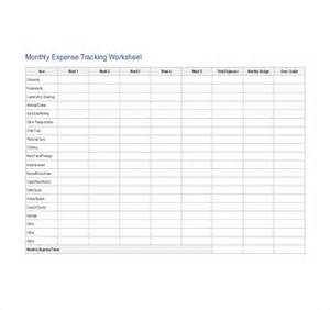 Expense Record Template by Expenditure Budget Template 8 Free Word Excel Pdf