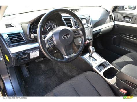 2012 subaru outback interior 2012 subaru outback 2 5i premium interior color photos