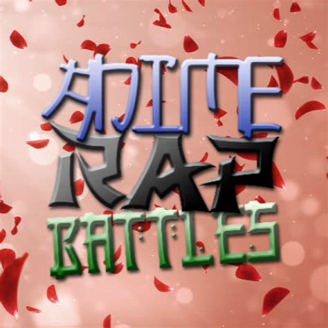 anime rap battles youtube