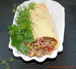 resteküche mit hackfleisch gefüllte pfannkuchen resteküche testseite rezkonv